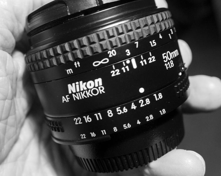 Nikon 50 3620